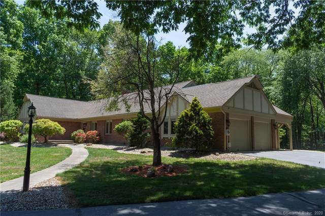 42 Windshire Drive, South Windsor, CT 06074 (MLS #170312444) :: The Higgins Group - The CT Home Finder