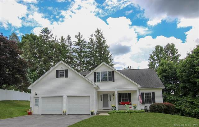 7 Kevin Drive, Danbury, CT 06811 (MLS #170312456) :: The Higgins Group - The CT Home Finder