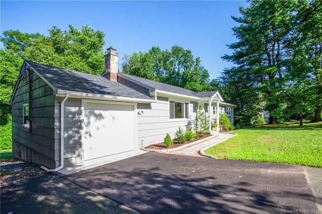 121 Meadows End Road, Monroe, CT 06468 (MLS #170312482) :: Mark Boyland Real Estate Team