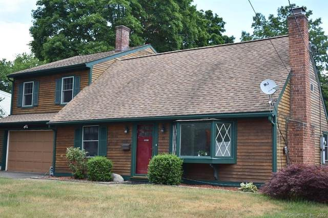 21 Friendly Road, Norwalk, CT 06851 (MLS #170312522) :: The Higgins Group - The CT Home Finder