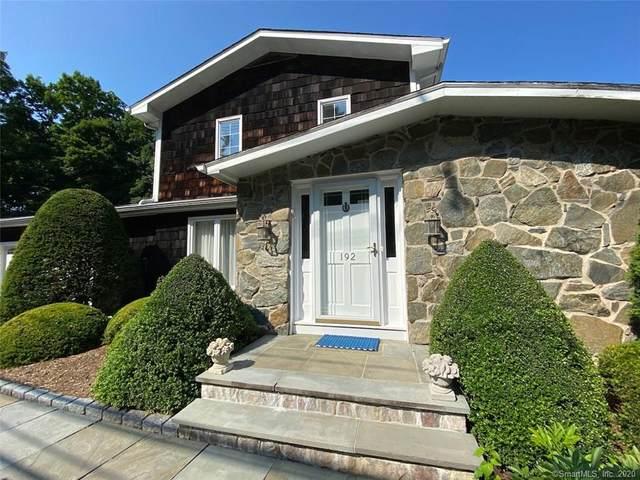 192 W West Norwalk Road, Norwalk, CT 06850 (MLS #170312530) :: The Higgins Group - The CT Home Finder
