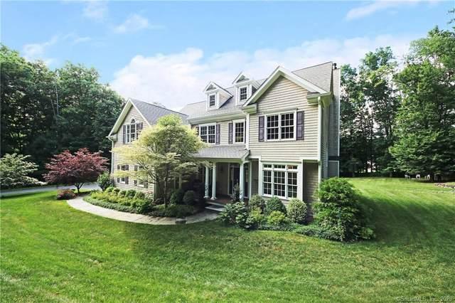 27 Hickory Lane, Ridgefield, CT 06877 (MLS #170312563) :: Kendall Group Real Estate | Keller Williams