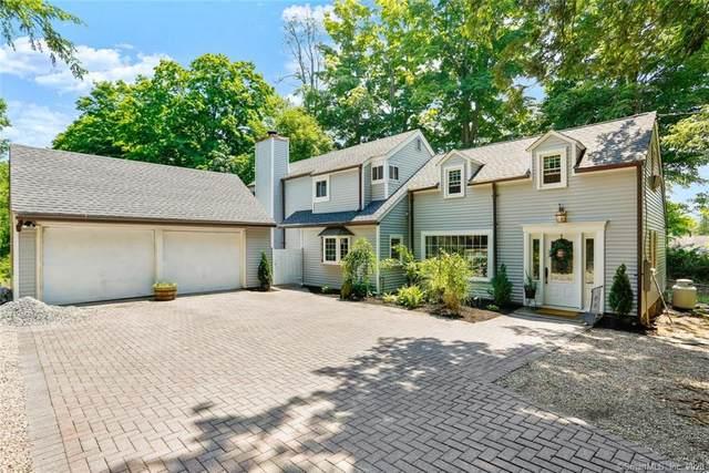 658 Redding Road, Redding, CT 06896 (MLS #170312579) :: Kendall Group Real Estate   Keller Williams