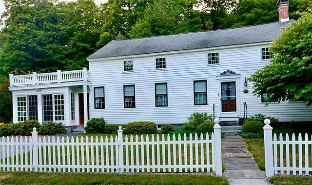 25 School Street, Barkhamsted, CT 06065 (MLS #170312582) :: The Higgins Group - The CT Home Finder