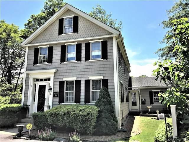 4 Smith Street, Stonington, CT 06372 (MLS #170312592) :: Michael & Associates Premium Properties | MAPP TEAM