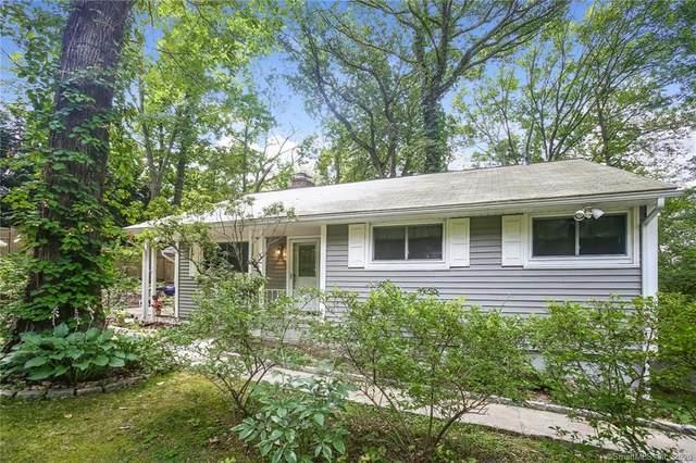 12 Timber Lane, Stamford, CT 06905 (MLS #170312602) :: Kendall Group Real Estate | Keller Williams