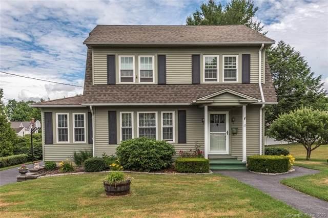 17 Wood Street, Torrington, CT 06790 (MLS #170312644) :: The Higgins Group - The CT Home Finder