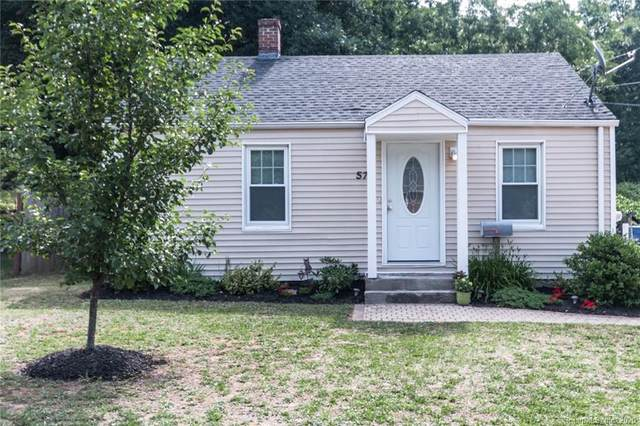 57 Essex Street, Manchester, CT 06040 (MLS #170312775) :: The Higgins Group - The CT Home Finder