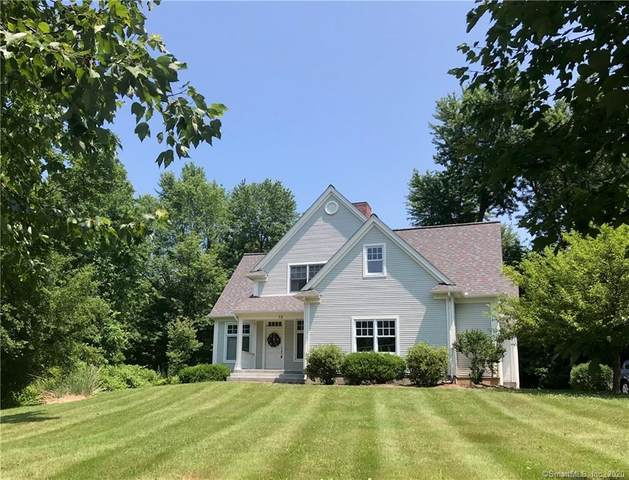 12 Willow Creek Avenue, Suffield, CT 06078 (MLS #170312839) :: Anytime Realty