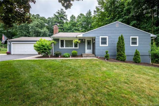 7 Trailsend Drive, Canton, CT 06019 (MLS #170312841) :: Spectrum Real Estate Consultants