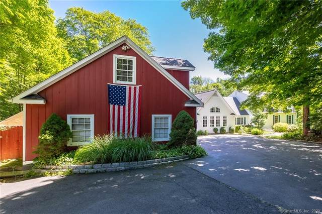 68 Barrack Hill Road, Ridgefield, CT 06877 (MLS #170312856) :: Kendall Group Real Estate | Keller Williams
