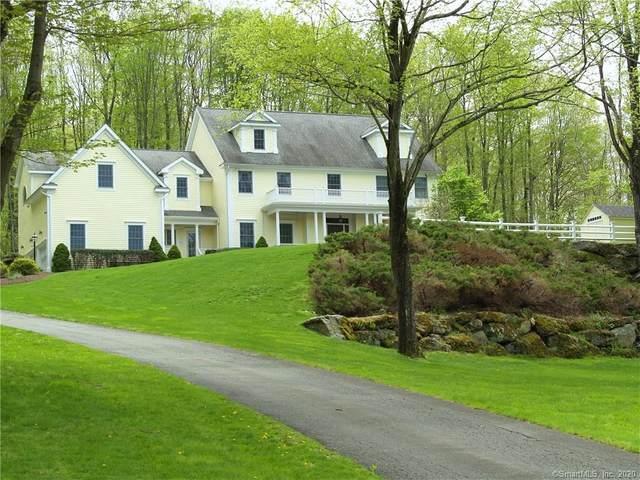1 Oscaleta Road, Ridgefield, CT 06877 (MLS #170312879) :: Kendall Group Real Estate | Keller Williams