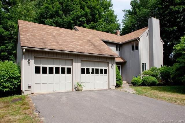 1 Nutmeg Court #1, Simsbury, CT 06070 (MLS #170312916) :: Mark Boyland Real Estate Team
