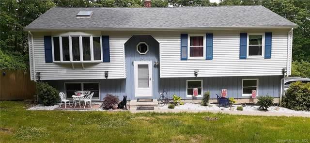 95 Colburn Road, Stafford, CT 06076 (MLS #170312927) :: Michael & Associates Premium Properties   MAPP TEAM