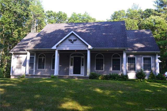 107 Aldrich Road, Putnam, CT 06260 (MLS #170312949) :: Spectrum Real Estate Consultants