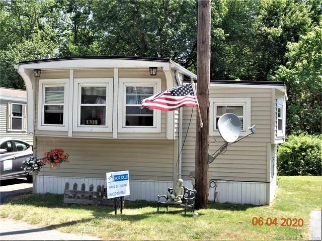 325 Kelly Road M33, Vernon, CT 06066 (MLS #170313019) :: Spectrum Real Estate Consultants
