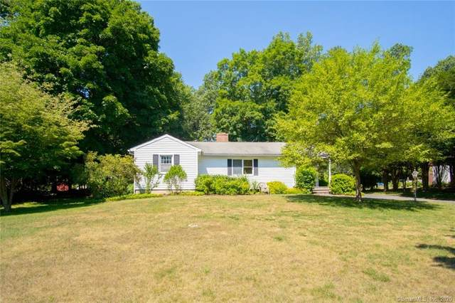 495 Hopmeadow Street, Simsbury, CT 06070 (MLS #170313028) :: Spectrum Real Estate Consultants
