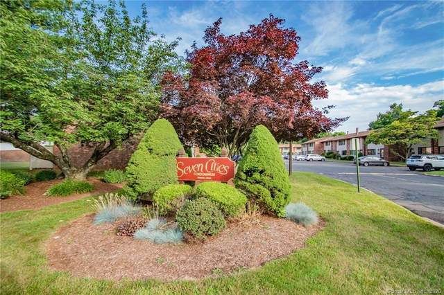 27 Coronado Drive #27, Newington, CT 06111 (MLS #170313030) :: Carbutti & Co Realtors