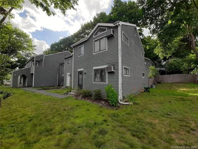 5 Ellsworth Avenue D, Danbury, CT 06810 (MLS #170313031) :: Kendall Group Real Estate | Keller Williams