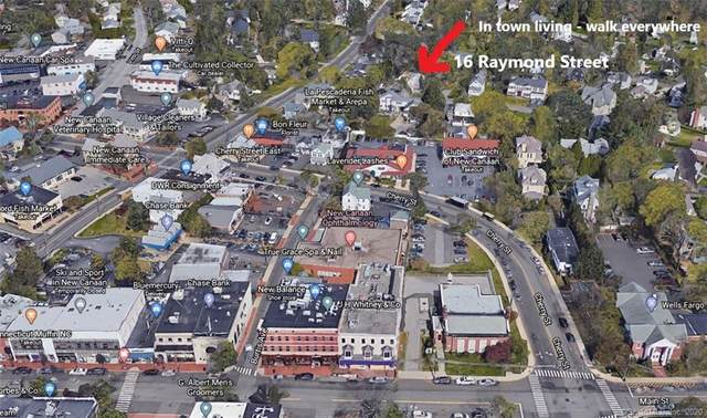 16 Raymond Street, New Canaan, CT 06840 (MLS #170313038) :: Carbutti & Co Realtors