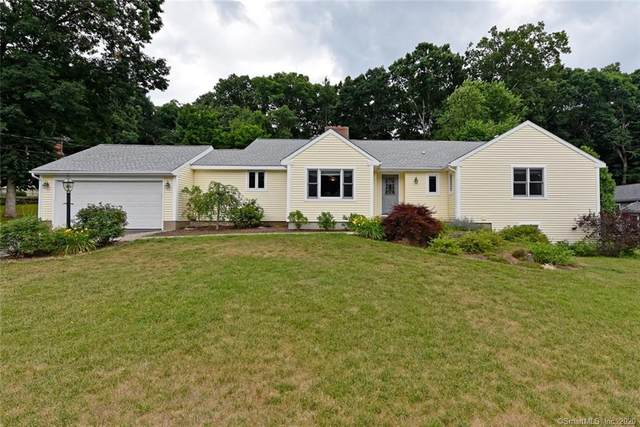 190 Olde Stage Road, Glastonbury, CT 06033 (MLS #170313078) :: Team Feola & Lanzante | Keller Williams Trumbull