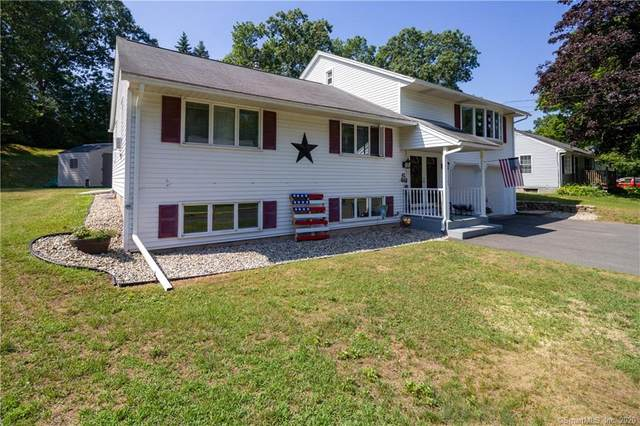 42 W View Drive, Enfield, CT 06082 (MLS #170313109) :: The Higgins Group - The CT Home Finder