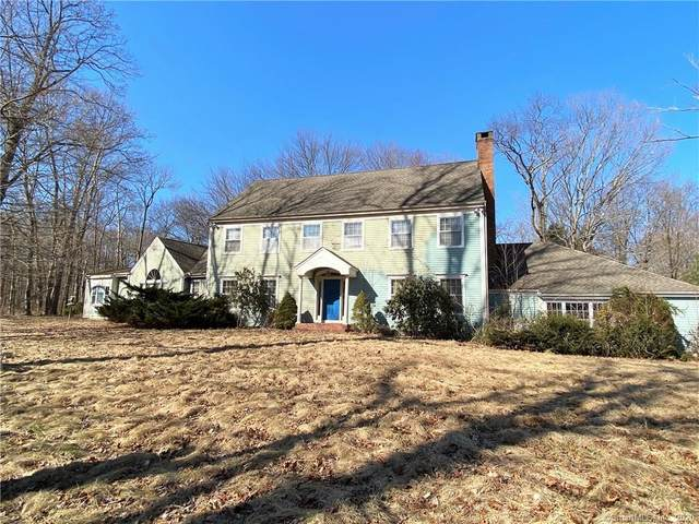 27 Jefferson Drive, Ridgefield, CT 06877 (MLS #170313176) :: The Higgins Group - The CT Home Finder