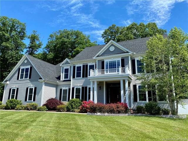 30 Baxter Court, Cheshire, CT 06410 (MLS #170313196) :: Kendall Group Real Estate | Keller Williams