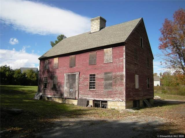 169 Main Street, Hebron, CT 06248 (MLS #170313197) :: The Higgins Group - The CT Home Finder