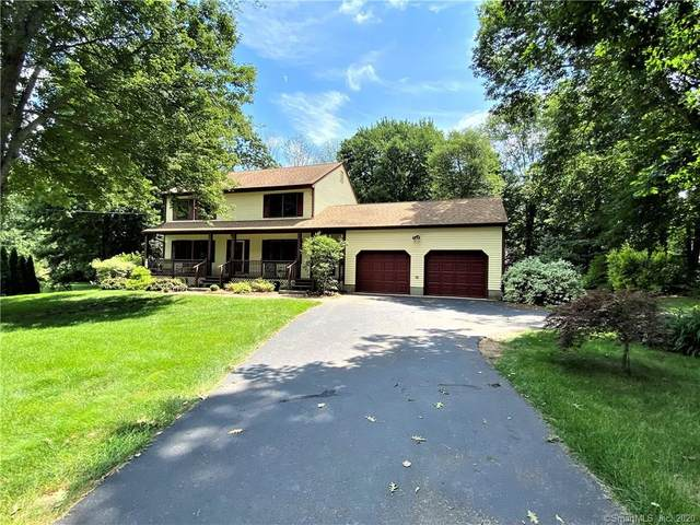 201 Taylor Road, Colchester, CT 06415 (MLS #170313212) :: Michael & Associates Premium Properties | MAPP TEAM