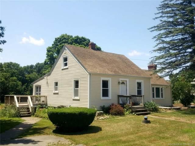 237 Gilead Street, Hebron, CT 06248 (MLS #170313349) :: Spectrum Real Estate Consultants