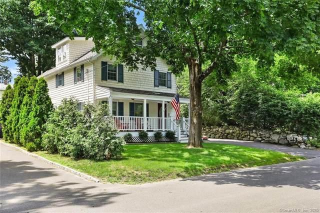 189 S Summer Street, New Canaan, CT 06840 (MLS #170313364) :: Michael & Associates Premium Properties | MAPP TEAM