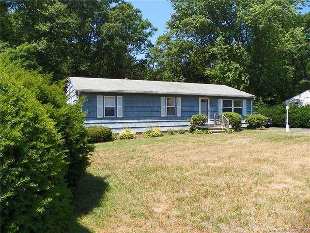 40 October Lane, Southington, CT 06479 (MLS #170313370) :: The Higgins Group - The CT Home Finder