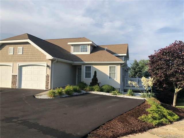721 Pine Hill Boulevard #721, Plymouth, CT 06782 (MLS #170313382) :: Spectrum Real Estate Consultants