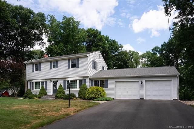 126 Judy Lane, South Windsor, CT 06074 (MLS #170313398) :: Michael & Associates Premium Properties | MAPP TEAM
