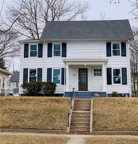 1887 Chapel Street, New Haven, CT 06515 (MLS #170313506) :: Spectrum Real Estate Consultants