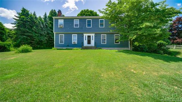 65 Head Of Meadow Road, Newtown, CT 06470 (MLS #170313595) :: Sunset Creek Realty