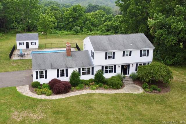 176 Brushy Hill Road, Newtown, CT 06470 (MLS #170313666) :: Kendall Group Real Estate   Keller Williams