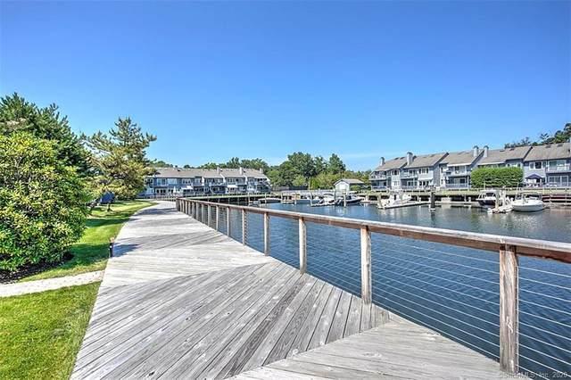 119 Gregory Boulevard #39, Norwalk, CT 06855 (MLS #170313742) :: Kendall Group Real Estate | Keller Williams