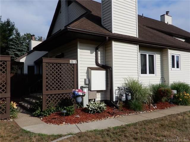 21-1 Arthur Drive Drive #1, South Windsor, CT 06074 (MLS #170314015) :: Michael & Associates Premium Properties | MAPP TEAM