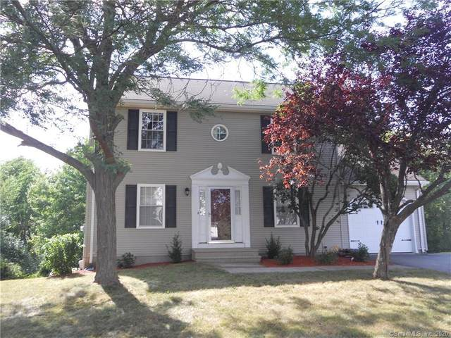 47 Harris Drive, Newington, CT 06111 (MLS #170314016) :: The Higgins Group - The CT Home Finder