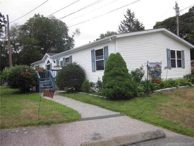 91 Buddington Road #30, Groton, CT 06340 (MLS #170314033) :: Coldwell Banker Premiere Realtors