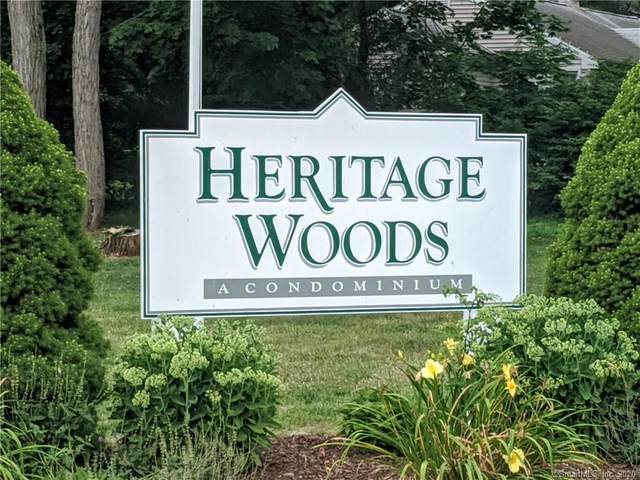 23 Heritage Woods #23, Wallingford, CT 06492 (MLS #170314042) :: Carbutti & Co Realtors