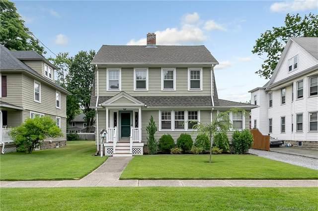 156 Warwick Avenue, Stratford, CT 06615 (MLS #170314093) :: Spectrum Real Estate Consultants