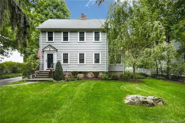 15 Oakshade Avenue, Darien, CT 06820 (MLS #170314129) :: Spectrum Real Estate Consultants