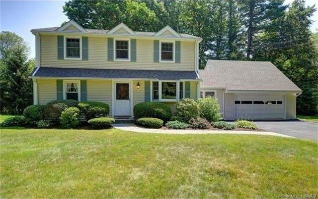 393 Winnepoge Drive, Fairfield, CT 06825 (MLS #170314146) :: GEN Next Real Estate
