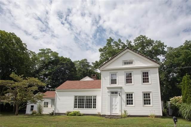 120 N Main Street, Essex, CT 06426 (MLS #170314168) :: Frank Schiavone with William Raveis Real Estate