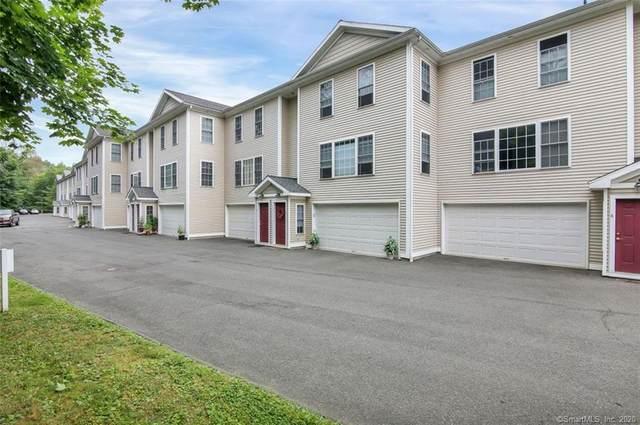 32 Oil Mill Road #6, Danbury, CT 06810 (MLS #170314196) :: Kendall Group Real Estate | Keller Williams