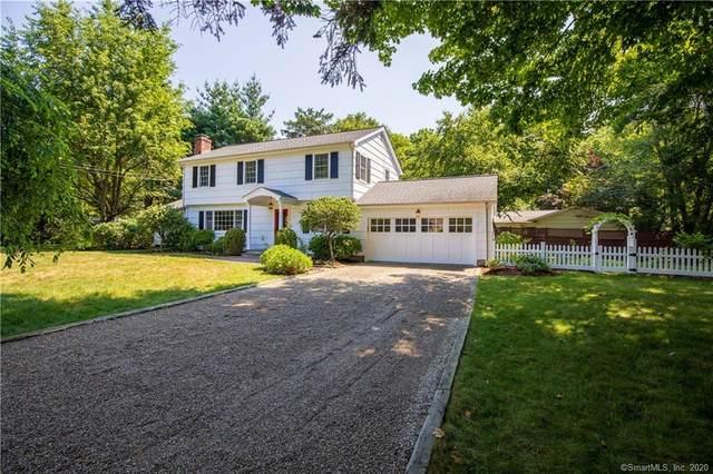 10 Old Field Road, Norwalk, CT 06853 (MLS #170314221) :: Frank Schiavone with William Raveis Real Estate