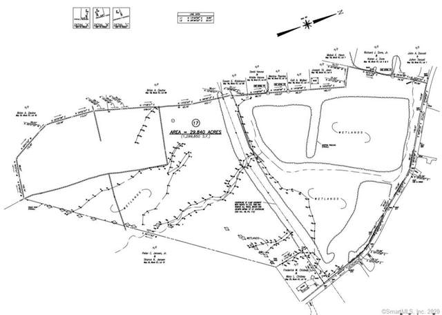 0 Gendron Road, Plainfield, CT 06374 (MLS #170314247) :: Spectrum Real Estate Consultants